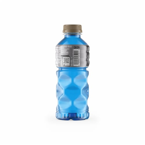 Powerade Ultra Mixed Berry Flavored Sports Drink Perspective: left