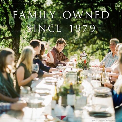La Crema Willamette Valley Pinot Noir Red Wine Perspective: left