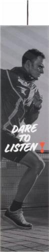 JBL® Black Headphones Perspective: left