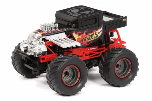 New Bright Monster Truck Vehicle - Assorted Perspective: left