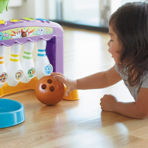 Little Tikes 643224P 3-in-1 Sports Zone Light Up Baby Toddler Toy with Sound Perspective: left