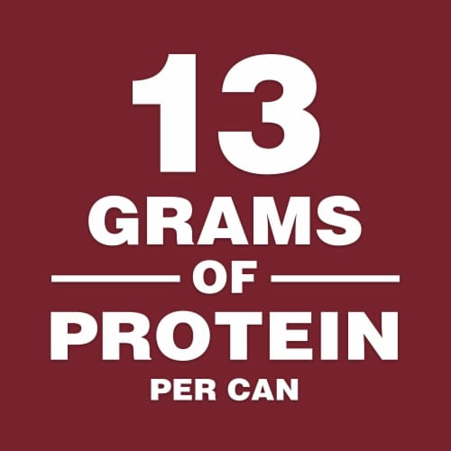 Campbell's Chunky Old Fashioned Vegetable Beef Soup Perspective: left