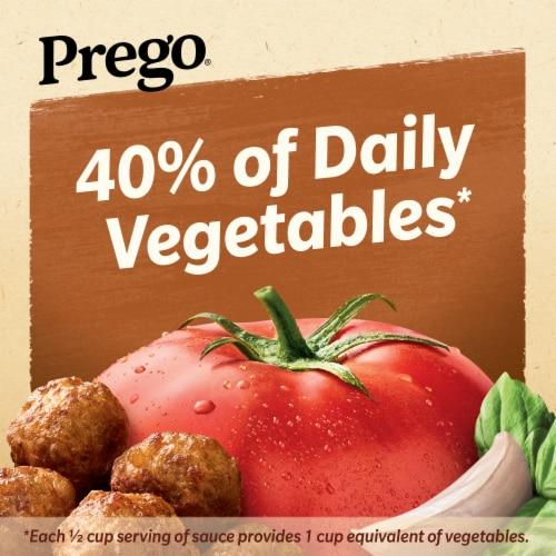 Prego Mini Meatball Pasta Sauce Perspective: left