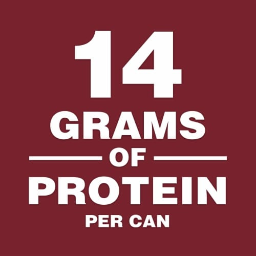 Campbell's Chunky Grilled Chicken & Sausage Gumbo Soup Perspective: left