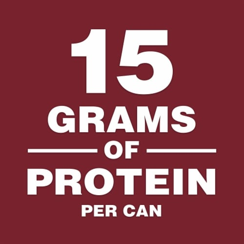 Campbell's Chunky Creamy Chicken Noodle Soup Perspective: left