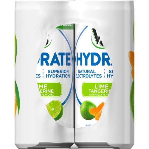 V8 +Hydrate Lime Tangerine Beverage Perspective: left