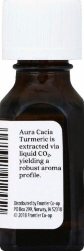 Aura Cacia Turmeric CO2 Extract Perspective: left