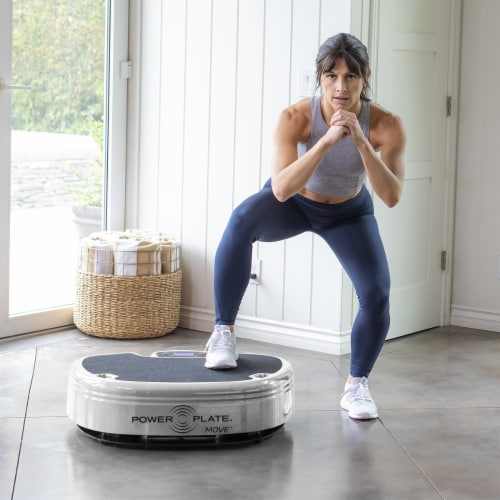 Power Plate MOVE-Silver Perspective: left