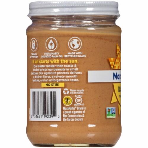 MaraNatha Creamy Banana Peanut Butter Perspective: left