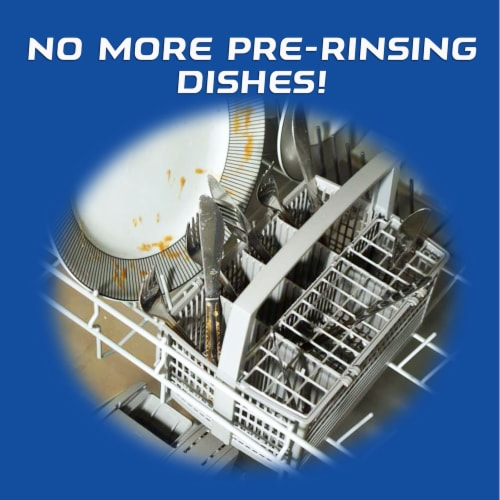 Finish Powerball Max in 1 Dishwashng Tablets Perspective: left