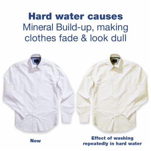 Calgon Liquid Water Softener Perspective: left
