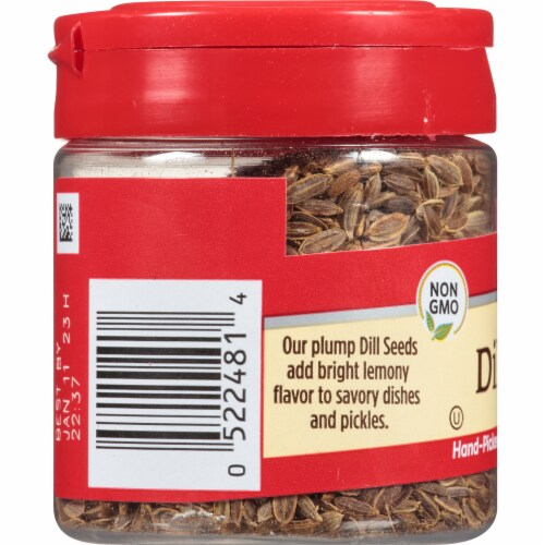 McCormick Dill Seed Shaker Perspective: left