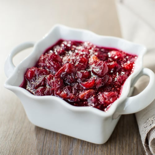 McCormick Gourmet Organic Crystallized Ginger Shaker Perspective: left