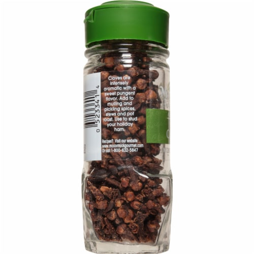 McCormick Gourmet All Natural Whole Cloves Perspective: left