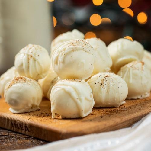 McCormick Gourmet Organic Whole Nutmeg Perspective: left