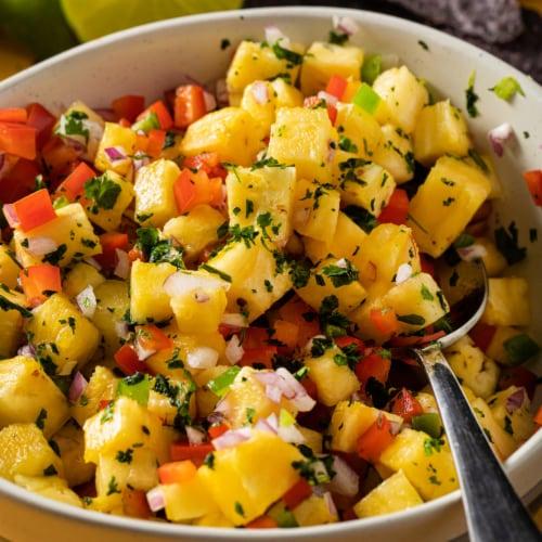 McCormick Gourmet All Natural Cilantro Shaker Perspective: left
