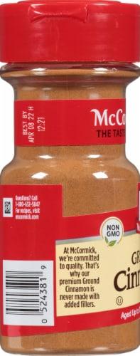 McCormick Ground Cinnamon Perspective: left