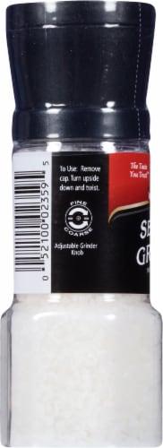 McCormick Sea Salt Grinder Perspective: left