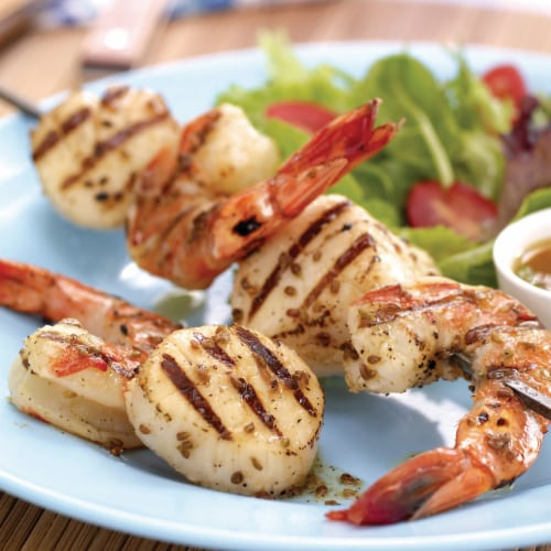 McCormick Gourmet Organic Anise Seed Perspective: left