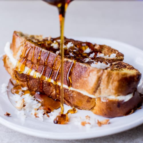 McCormick Coconut Extract Perspective: left