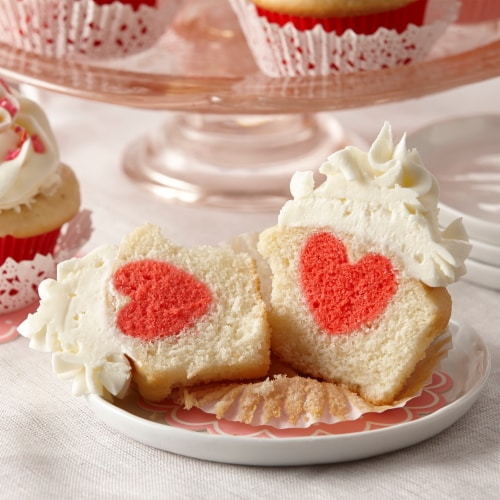 McCormick Red Food Coloring Perspective: left
