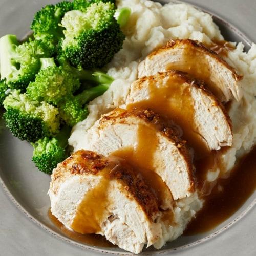 McCormick Gourmet Organic Rosemary Shaker Perspective: left