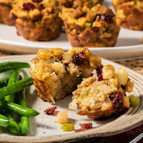 McCormick Gourmet Organic Rubbed Sage Shaker Perspective: left