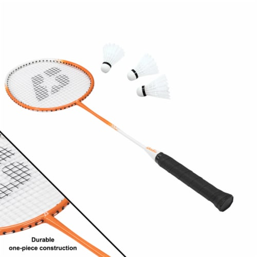 Baden Champion Series Volleyball & Badminton Set Perspective: left