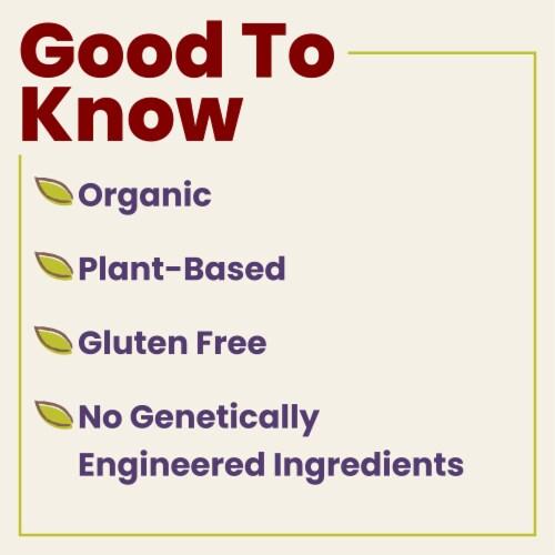 Pacific Organic Vegetable Quinoa Soup Perspective: left