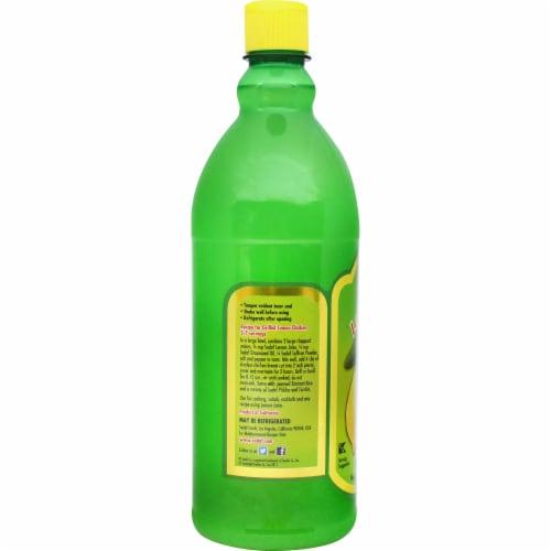 Sadaf Natural Lemon Juice Perspective: left