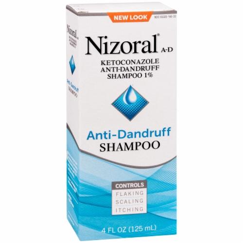 Nizoral A-D Anti-Dandruff Shampoo Perspective: left
