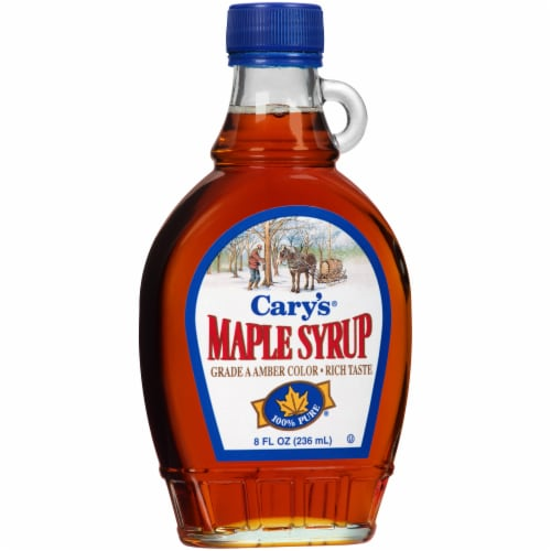 Cary's Pure Maple Syrup Perspective: left