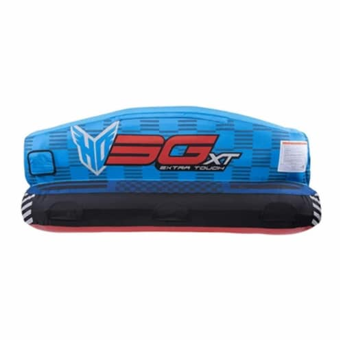 HO Sports 2020 3G XT Towable Watersports Boating Tube, 1 to 3 Person Capacity Perspective: left