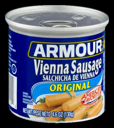 Armour Original Vienna Sausage Perspective: left