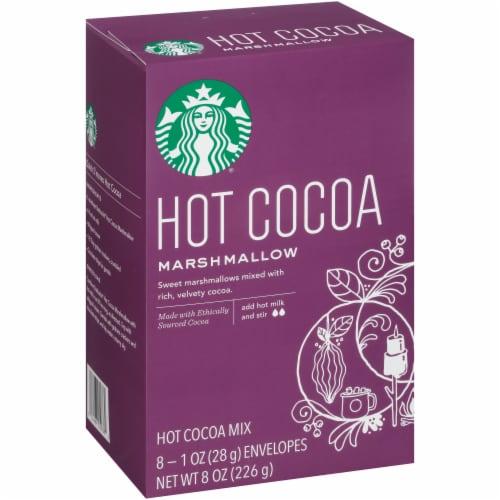 Starbucks Toasted Marshmallow Mix Perspective: left