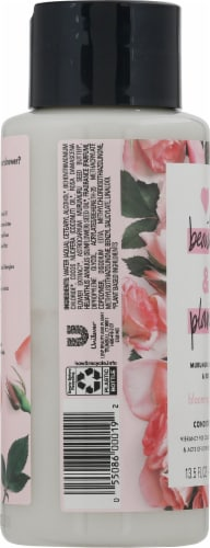 Love Beauty and Planet Blooming Color Murumuru Butter & Rose Conditioner Perspective: left