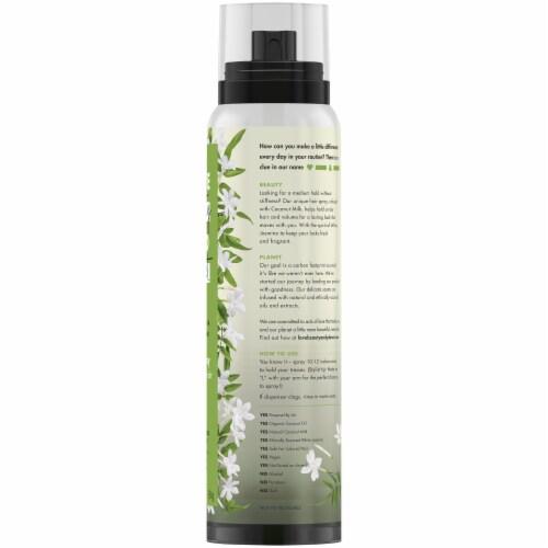 Love Beauty & Planet Coconut Milk & White Jasmine Hair Spray Perspective: left