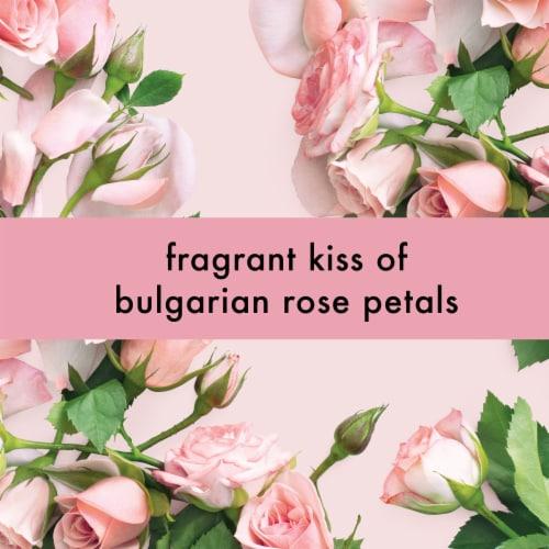 Love Beauty & Planet Bountiful Bouquet Murumuru Butter & Rose Bath Bomb Perspective: left