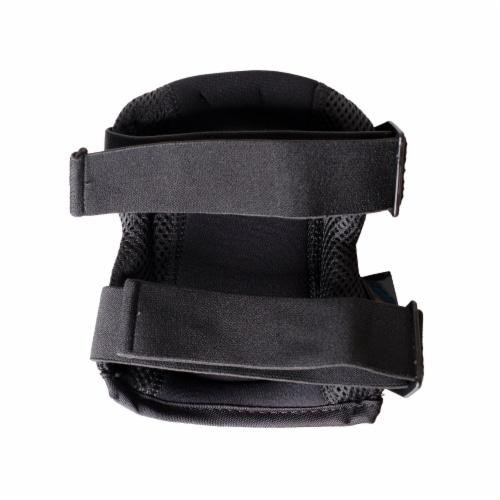 Tommyco® Gelite Hard Terrain Knee Pads - Black Perspective: left
