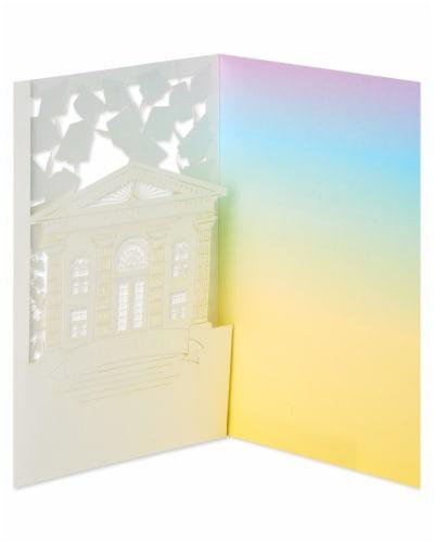 Papyrus Graduation Card (Bright Future) Perspective: left
