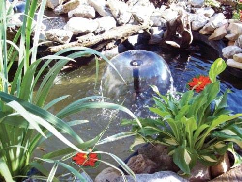 Koolscape 84-Gallon Pond Kit Perspective: left