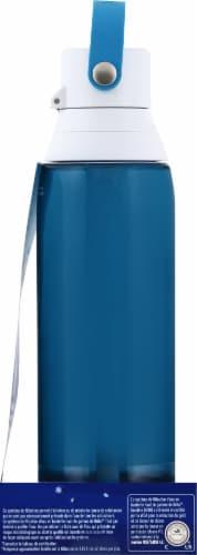 Brita Premium Filtering Water Bottle - Teal Perspective: left
