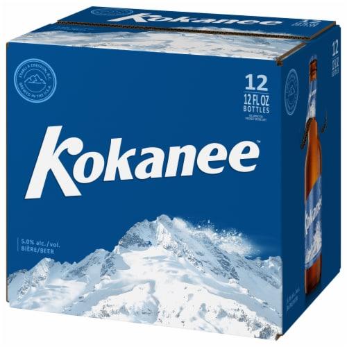 Kokanee Imported Beer Perspective: left