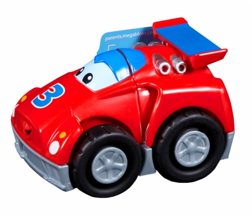 Mega Bloks® First Builders Car - Rony Perspective: left