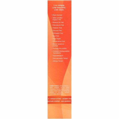 Live Clean Multi-Purpose Dry Body Oil Perspective: left
