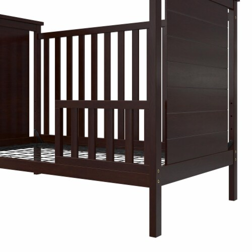 Baby Relax Amelia Toddler Guardrail Perspective: left
