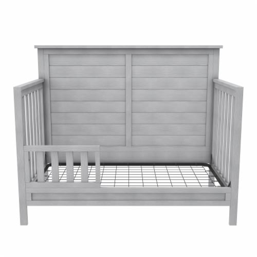 Little Seeds Finch 5-in-1 Crib Perspective: left