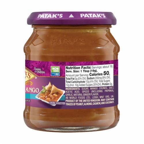 Patak's Sweet Mango Chutney Perspective: left