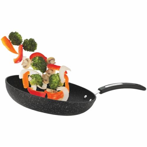 Starfrit The Rock Fry Pan with Bakelite Handle Perspective: left