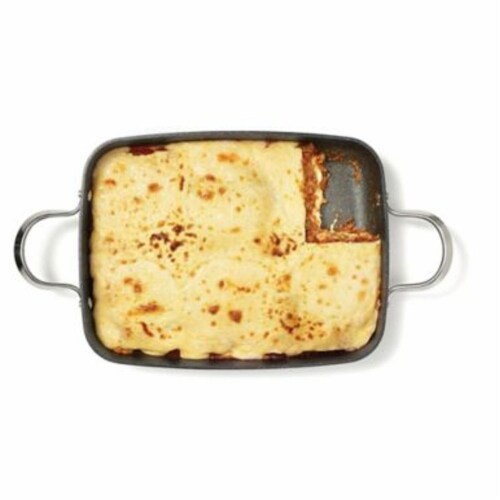 The Rock By Starfrit 060741-003-0000 The Rock by Starfrit 5.3-Quart Rectangular Dish with Lid Perspective: left